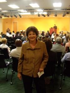 West Palm Beach Mayor Lois Frankel.